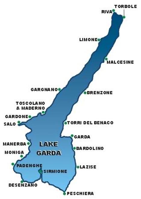 kart over gardasjøen Gardasjøen Kart | En oversikt med kart over Gardasjøen kart over gardasjøen